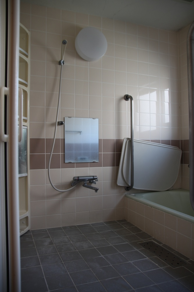 「お風呂」施工前写真