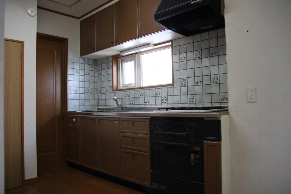 「キッチン」施工前写真